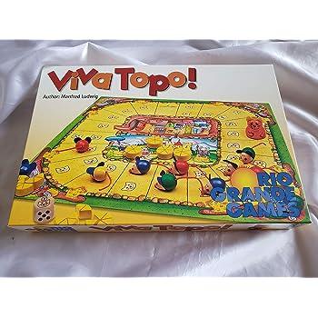 ねことねずみの大レース (Viva Topo!) [並行輸入品] ボードゲーム