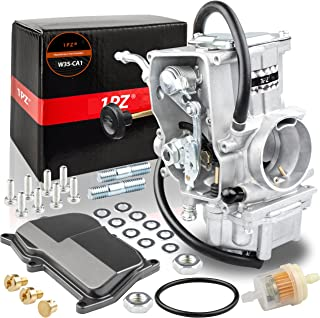 1PZ W35-CA1 Carburetor Carb for Yamaha Warrior 350 YFM350 1987 1988 1989 1990 1991 1992 1993 1994 1995 1996 1997 1998 1999 2000 2001 2002 2003 2004