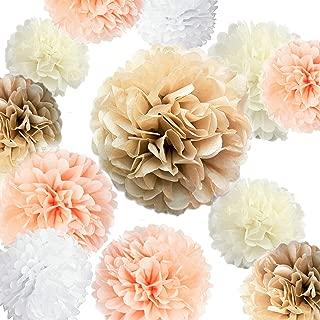 Best paper pom decorations Reviews