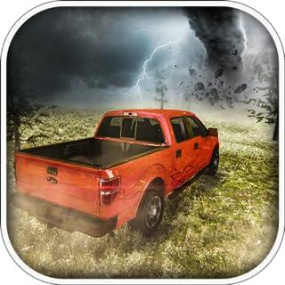 Tornado Chasers Mountain Car Driving Simulator