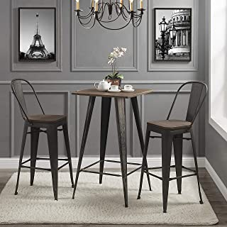 bistro table chairs indoor