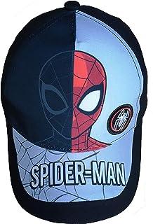 Gorra de Spider-Man, color rojo y negro