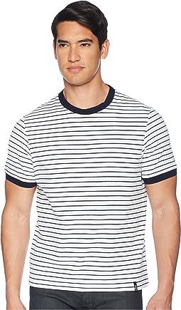 Adam Standard Terry Stripe T-Shirt