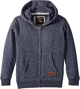 Keller Zip Fleece Hoodie (Big Kids)