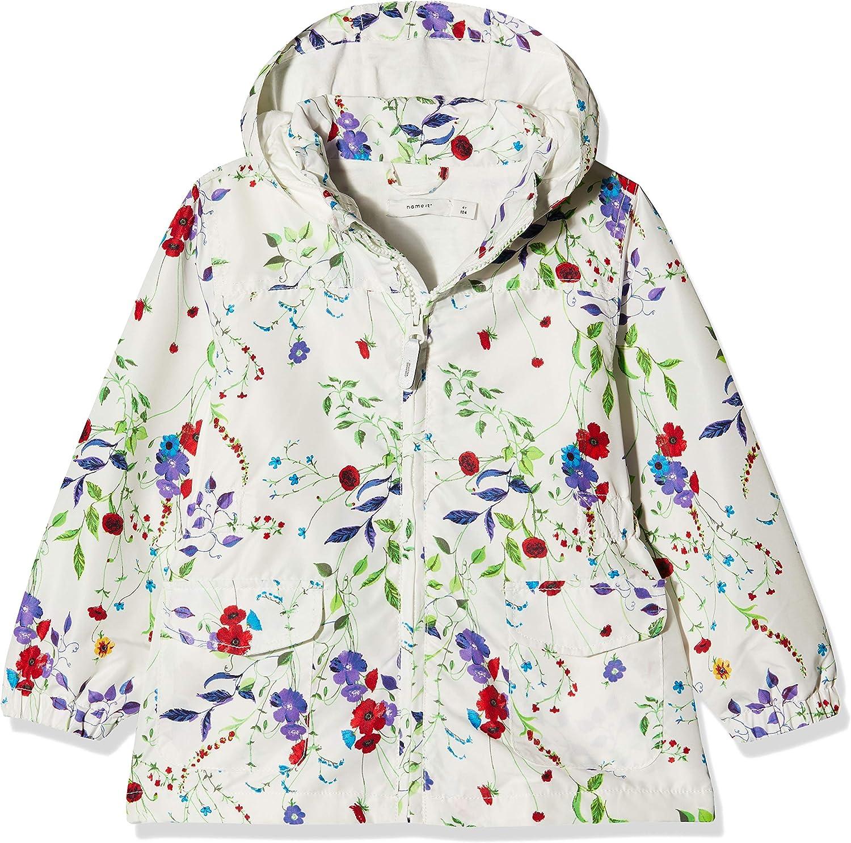 NAME IT Baby-M/ädchen Nmfmello Jacket Small Butterflies Jacke