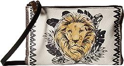 Africa Luki Lion Crossbody