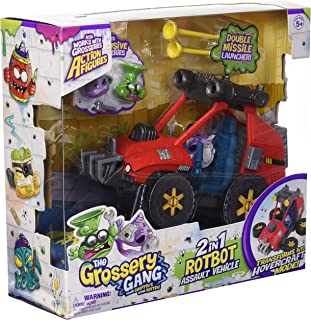 Grossery Gang ATV Playset Childrens Toy
