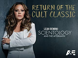 leah remini scientology and