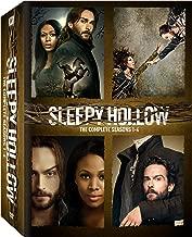 sleepy hollow dvd box set