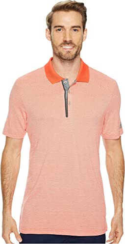 adidas Golf - Club Wool Blend Polo