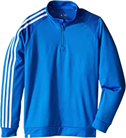adidas Golf Kids 3-Stripes Jacket (Big Kids)