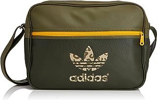 adidas Damen Handtasche Bowlingbag Classic Beige (Blacas