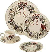 Lenox 185591602 Winter Greetings 5-Piece Place Setting