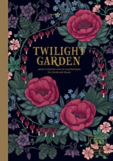 Twilight Garden Artist's Edition: Published in Sweden as