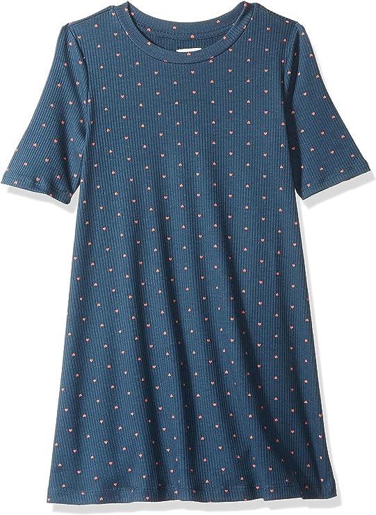 Gymboree Girls Big Short Sleeve Casual Knit Dress