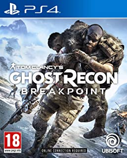 PS4 GHOST RECON BREAKPOINT (R2) PEGI ENG STD (PS4)