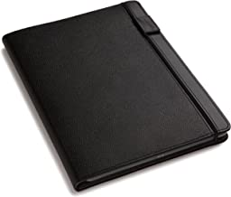 Kindle DX Leather Cover, Black (Fits 9.7
