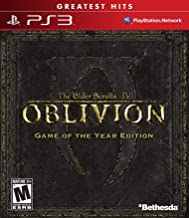 The Elder Scrolls IV: Oblivion - Game of the Year Edition - Playstation 3 (Renewed)