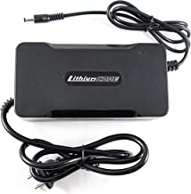 LithiumCore 5A Fast Charger for Evolve GT Skateboards (Compatible with Carbon GT, Bamboo GT, Bamboo GTX)