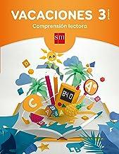 Vacaciones: comprensión lectora. 3 Educación Primaria