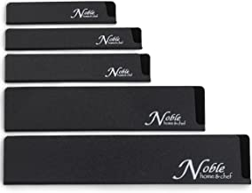 5-Piece Universal Knife Edge Guards are More Durable, BPA-Free, Gentle on Your Blades,..