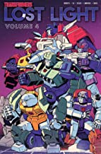 Transformers: Lost Light, Vol. 4