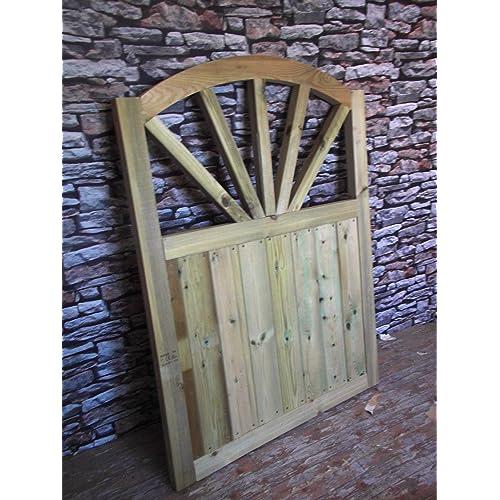 Wooden Garden Gates Amazoncouk