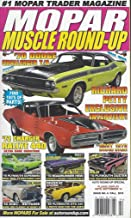 Mopar Muscle Round-Up Magazine Issue No.4 Fall 2019