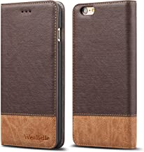 iPhone 6/iPhone 6S 4.7 inch Leather Wallet case,WenBelle [Blazers Series] iphone 6 4.7 inch/iphone 6s 4.7 inch