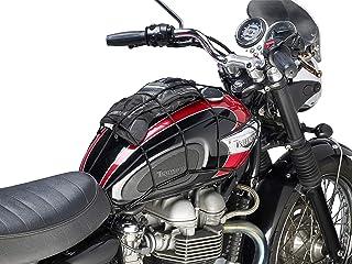 RETE RAGNO NERA ELASTICA PORTAOGGETTI COMPATIBILE CON MOTO GUZZI BREVA 1200 GIVI T10N MOTO SCOOTER
