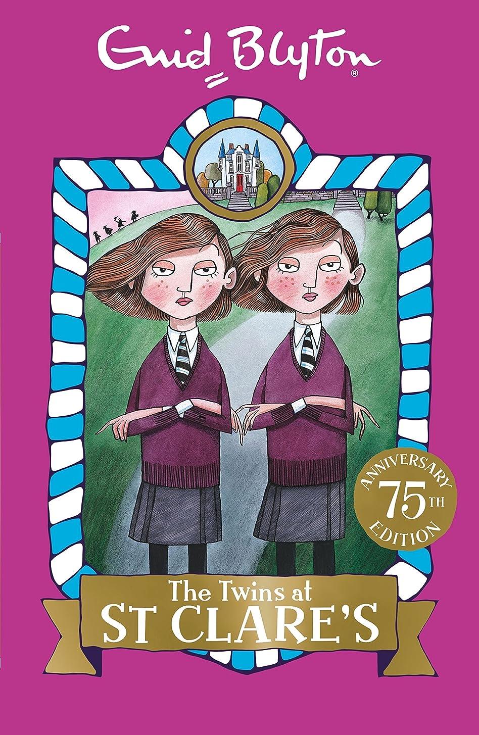 ブラインド会議風が強いThe Twins at St Clare's: Book 1 (English Edition)