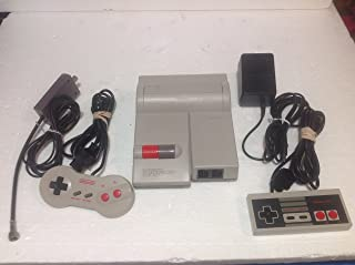 nes control deck top loader
