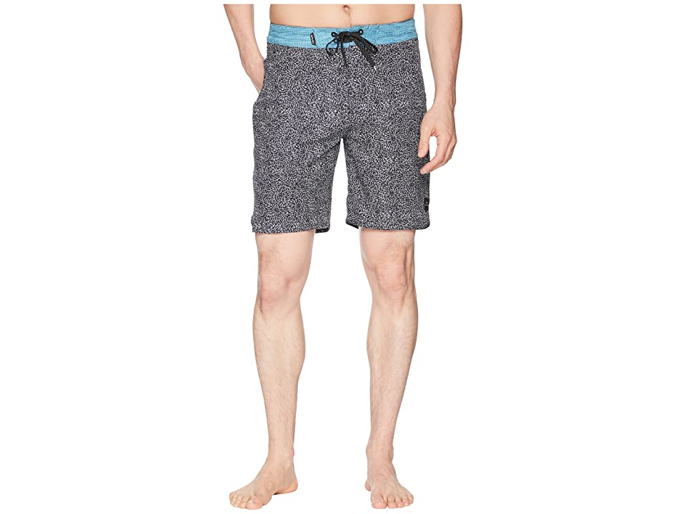 Rip Curl Mirage Conner Spin Out Boardshorts (Black) Men