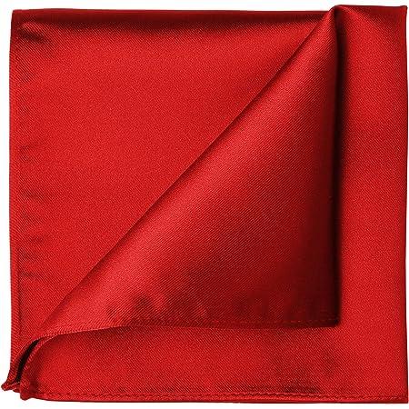 Huntsman Plum DBH-08 UK Made 100/% SILK Pocket Square Handkerchief