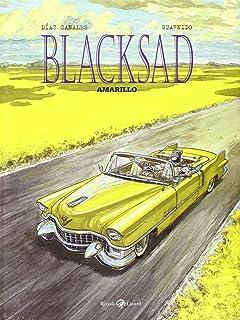 Amarillo. Blacksad (Vol. 5)