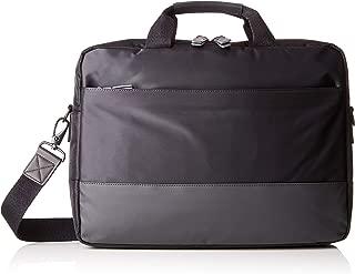 Clarks 男士旅行斜挎包,黑色(黑色),28x40x8 厘米