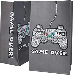video game party favor ideas