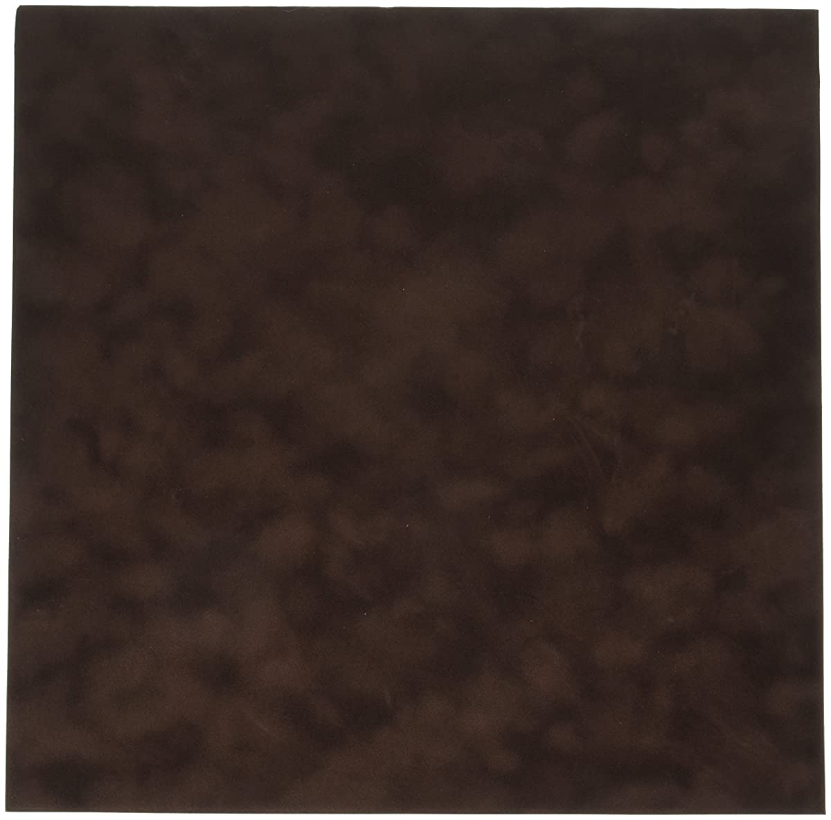 Sew Easy Industries 12-Sheet Velvet Paper, 12 by 12-Inch, Chocolate