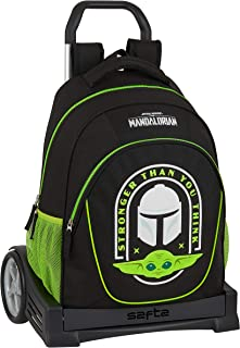 612041860 Mochila con Carro Evolution The Mandalorian