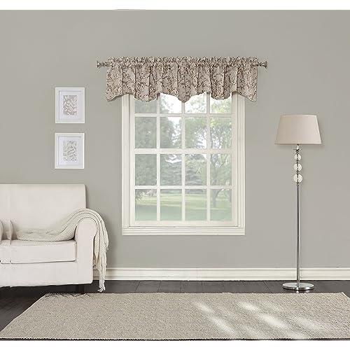 Cool Window Tab Valances Amazon Com Ncnpc Chair Design For Home Ncnpcorg
