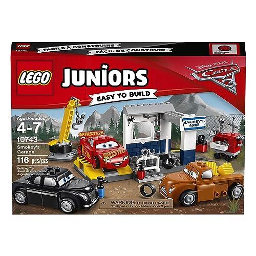 LEGO Juniors - Le garage de Smokey - 10743 - Jeu de Construction