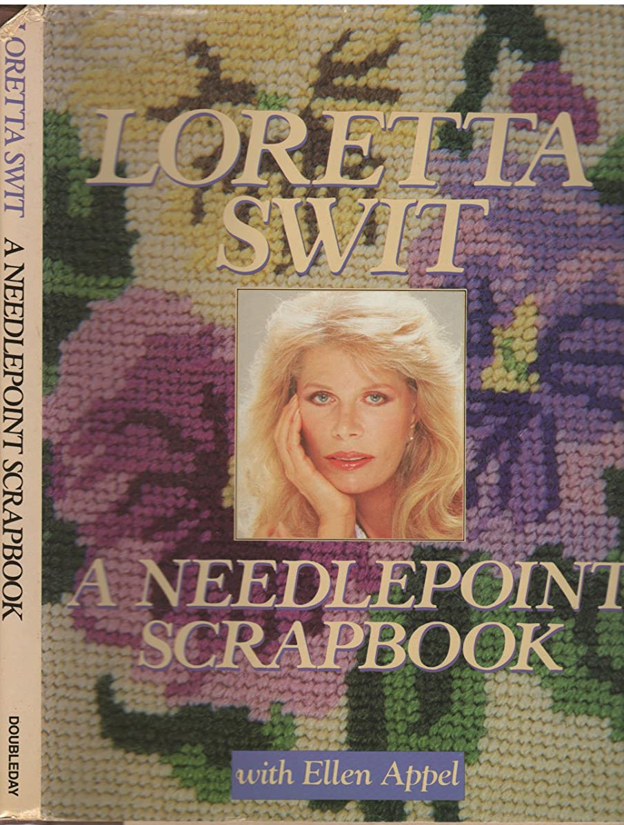 A Needlepoint Scrapbook