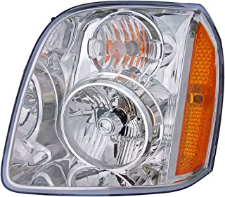Dorman 1592160 Driver Side Headlight Assembly For Select GMC Models