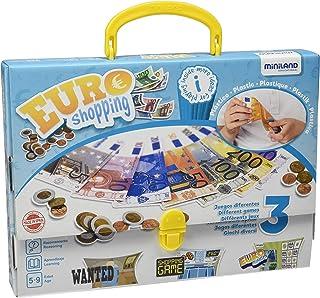 Miniland - Activity Euro, juguete de 18 actividades para el