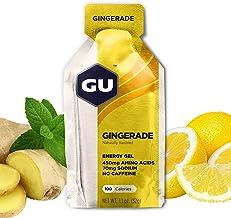 GU Energy Gingerade Gels – Box 24 Estimated Price : £ 37,00