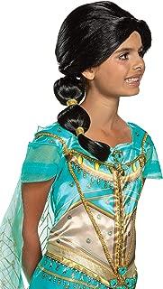Child's Disney Jasmine Wig