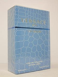 Versace Man By Versace Eau Fraiche Eau De Toilette Spray (Blue) 3.4 Oz Men