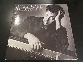 Billy Joel: Greatest Hits, Volume I and II