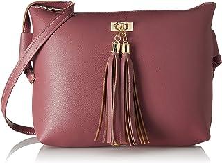 Envias Women's Sling Bag (EVS-042_Purple)