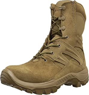 Bates Men's M8 Hot Weather Coyote Military & Tactical Boot